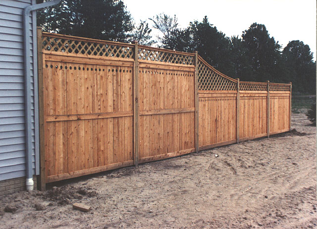 Good Neighbor Fence Plans Images