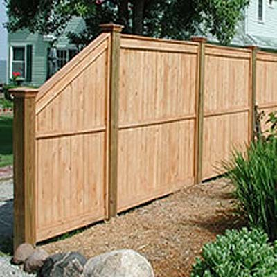 Residential Fencing by Elyria Fence