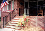 Metal Stair Railing by Elyria Fence, a Cleveland Stair Railing company since 1932