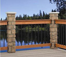 Ornamental Aluminum Railing, Wrought Iron railings and ...